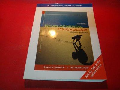 【愛悅二手書坊 22-13】Developmental Psychology (International Editio