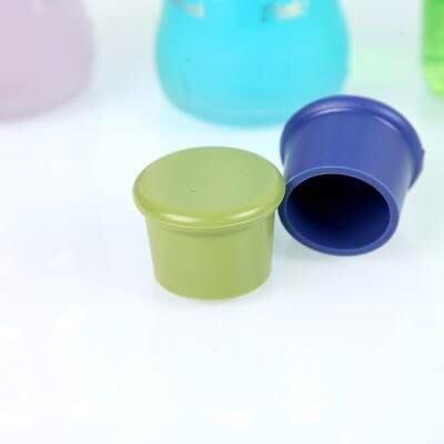 糖果色食品級矽膠保鮮瓶蓋【LA424】NO135瓶蓋 瓶塞 居家用品《八八八e網購