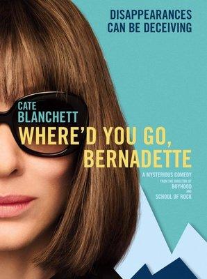 電影《囧媽的極地任務/走佬阿媽 Where'd You Go Bernadette》現貨