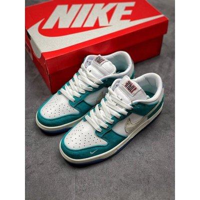Nike Dunk SB Road Sign 渦輪綠蒂夫尼藍 韓國品牌 Kasina 與 Nike 打造的的韓國限定