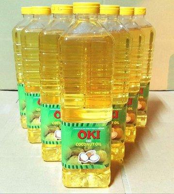oki食品級椰子油.1L.20瓶,1450元,含運價
