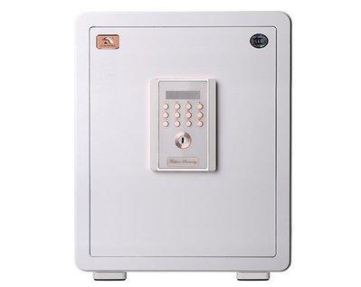 [弘瀚台中] 聚富保險箱 全館免運費 吉祥系列保險箱(45MWC)白 金庫/防盜/電子式/密碼鎖/保險櫃