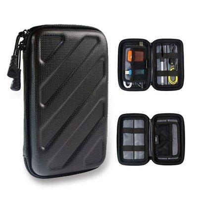 【Love Shop】EVA 3C硬殼收納包/行動電源收納包/手機硬殼包/手機配件收納盒/EVA收納盒