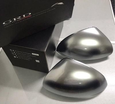 VW 福斯 SKODA GRD 後視鏡蓋 後視鏡殼 鍍鉻 霧銀 金屬銀 TIGUAN SHARAN YETI