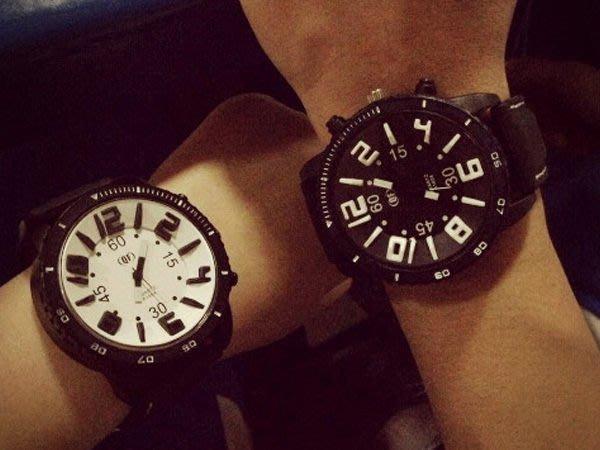 蝦靡龍美【WA384】韓國簡約 日系 手錶 大氣 女錶 個性 情侶錶 對錶 復古 大錶徑 男錶 情侶錶 情人節 禮物