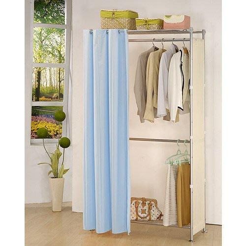 【中華批發網DIY家具】D-57-01-W2型90公分衣櫥架---可升級成完全防塵衣櫥架