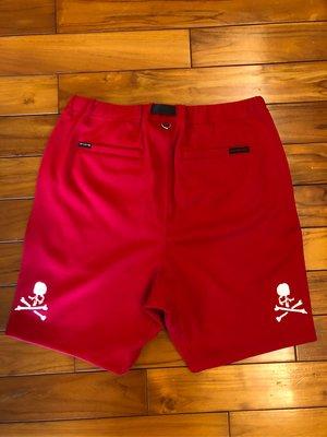 mastermind JAPAN x GRAMICCI 聯名Series 紅色短褲