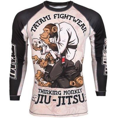 ㊣-緊衣衛-㊣Tatami 猴子Thinker Monkey Spats猩猩長袖防磨衣【 MMA.UFC】