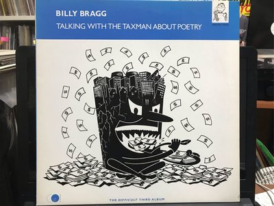 Billy Bragg 比利布雷格/Talking with the taxman about poetry 與稅務員談論詩歌