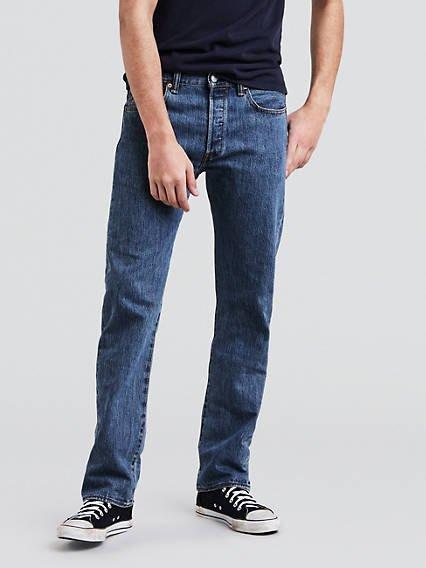 【BJ.GO】 美國 Levi's 501® Original Fit Jeans 原創單寧直筒牛仔褲
