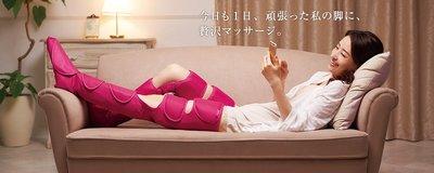 日本 Panasonic 國際牌 EW-RA98 腿部按摩器 按摩機 美腿神器 EWRA98 粉色 【全日空】