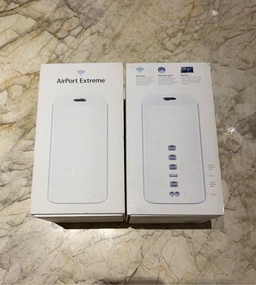 Apple Airport extreme A1521 盒裝