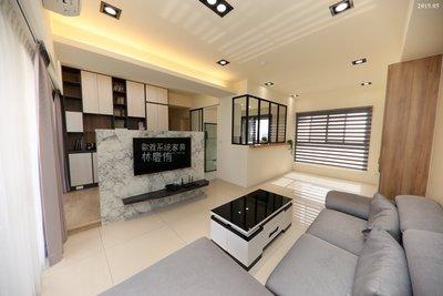 【歐雅系統家具】為生活添加新意 現代俐落感居家設計 客製化量身訂做