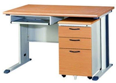 【品特優家具倉儲】◎P381-16辦公桌電腦桌CH辦公桌工作桌◎