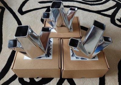 「斷捨離 出清拍賣」全新盒裝 超美Alessi Trina 筆筒 (HR07)
