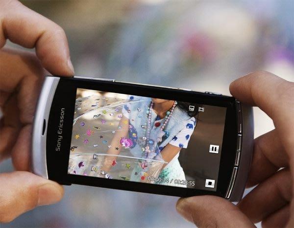 『皇家昌庫』Sony Ericsson VIVAZ U5 全新盒裝  美攝機 800萬畫素 HD高畫質美攝機 五色現貨供應