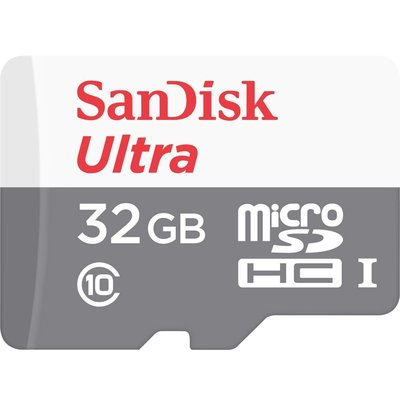 【公司貨】SanDIsk Ultra microSD 32G 32GB UHS-I C10 記憶卡