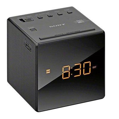 全新 Sony 骰仔AM/FM鬧鐘收音機 [ICF-C1] (行貨,原廠保用)