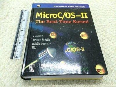 獵戶座【Micro C/OS V2.0: The Real Time Kernel】ISBN0879305436 K1區