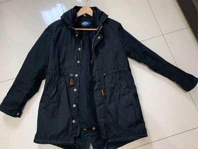 JEANSDA M51上蠟野戰外套 2-WAY Paraffin Waxed Mods Coat