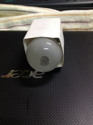 含稅《電料專賣》東亞 5W 10W 磨沙 鎢絲燈泡 燈泡 110V 25顆裝