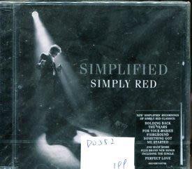 *愛樂二館* SIMPLIFIED / SIMPLY RED 全新 D0352