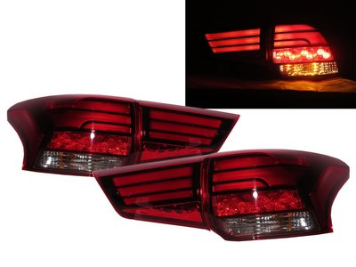 415卡嗶車燈 Mitsubishi 三菱 Outlander 2016-present 五門車 LED 尾燈 紅色
