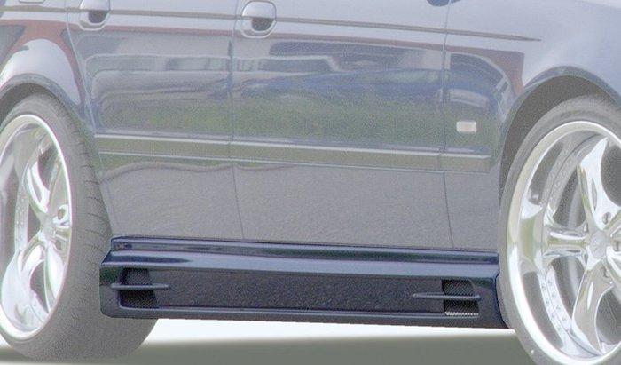 【樂駒】RIEGER BMW 5-series E39 side skirt 側裙 外觀 空力 飾板 套件