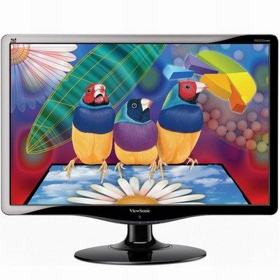 ViewSonic 優派 VA1932wa-LED 19吋寬型16:10 液晶顯示器、燒機測試的二手良品『限桃園市自取』