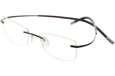 ☆美國生活家☆正品 Silhouette 眼鏡 Titan Minimal Art Icon 7581 6062