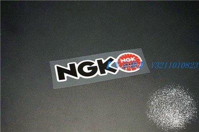 [ NGK 贊助商 新邊條貼 BMC R新CB MOTO G新P 立體 防水 反光 貼紙 車貼OK21 台北市