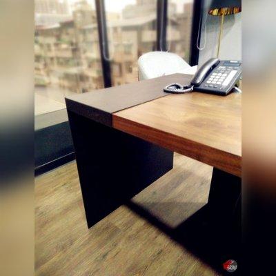 《葆加Baojia》LOFT工業風 拼接個性化 辦公桌 書桌