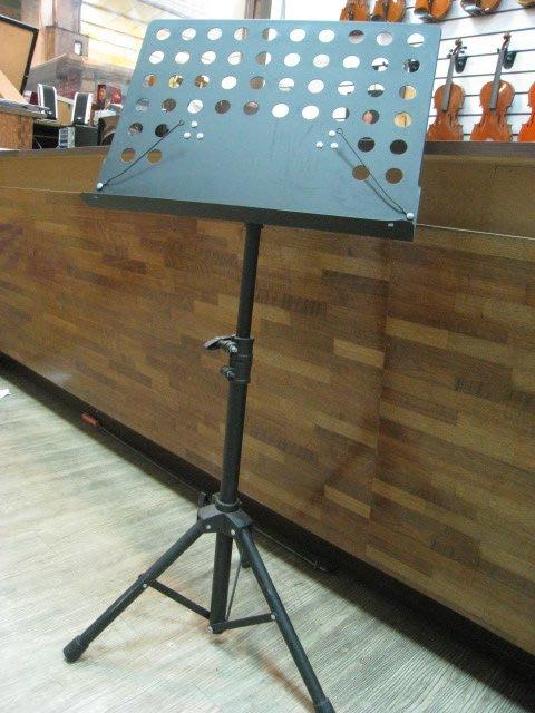 【~雅各樂器~】 台製 JACOB JMS-110A 大譜架 專業級專用 100%台製品質 100% 穩固安全