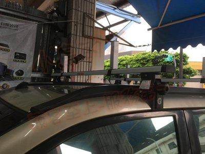 (小鳥的店)日產 X-TRAIL 快克 橫桿 車頂架 行李架 附認證 台灣製造 Nissan