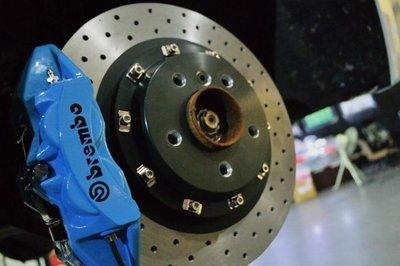 福特Focus ST Fiesta Mondeo Escape i-Max 四活塞+浮動牒促銷中 #卡鉗#煞車#活塞