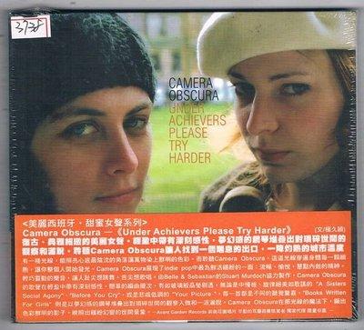 [鑫隆音樂]西洋CD-Camera Obscura:Under Achievers Please Try Harder-全新 [4711155791045]