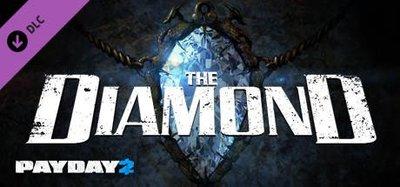 STEAM PAYDAY 2 : The Diamond Heist DLC 劫薪日2 : 鑽石大盜