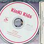 *還有唱片行* KINKI KIDS / 雨的MELODY  TO HEART 二手 Y2578