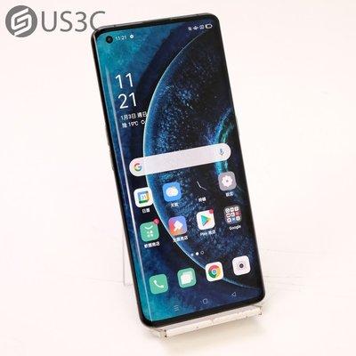 【US3C-松山店】台灣公司貨 OPPO Find X2 CPH2023 12G/256G 6.7吋 黑色 臉部解鎖 智慧型手機 指紋辨識 二手手機 原廠保固內