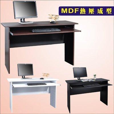 防潑水大鍵盤電腦桌 書桌 工作桌 辦公桌  【馥葉】【型號PC262 】可加購公文櫃