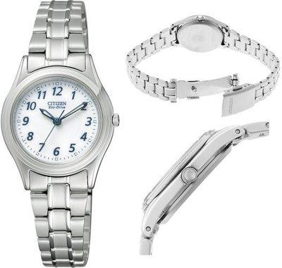 日本正版 CITIZEN 星辰 FRB36-2451 光動能 手錶 女錶 日本代購