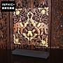 INPHIC- 工藝品泰國擺飾客廳東南亞木雕大象雕...