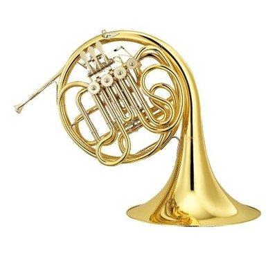 造韻樂器音響- JU-MUSIC - 全新 YAMAHA YHR-567 雙調性法國號 French Horn