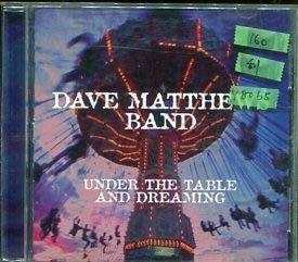 *還有唱片行* DAVE MATTHEWS BAND / UNDER THE TABLE AN 二手 Y8065 (刮)