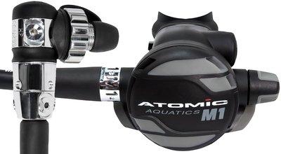 台灣潛水-- ATOMIC M1 技術潛水調節器 (DIN接頭)