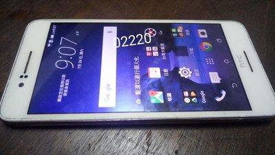 hTC5.5吋E9手機,hTC E9,二手手機,中古手機,手機空機~HTC E9手機~只能WiFi上網功能正常有一道裂痕 高雄市