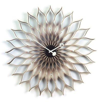Luxury Life【預購】瑞士 Vitra Sunflower Wall Clock 向日葵 壁鐘