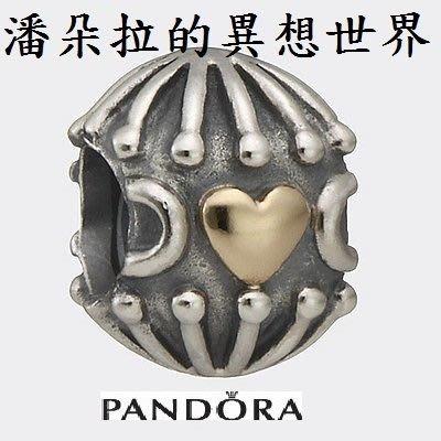 Pandora {{ 潘朵拉 的異想世界 }} 丹麥 純925 790430 HATCHED HEART