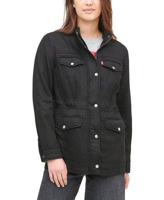 Levi's Women's Mock-Neck Utility Jacket 1/19止