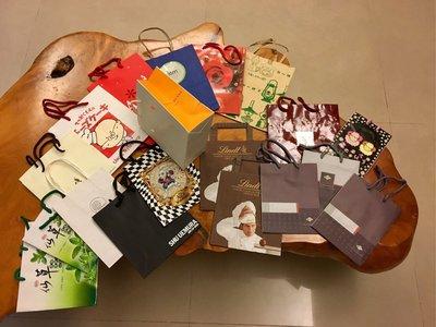 法國精品紙袋 高級紙袋 19個Pierre Hermé Paris SHU UEMURA 瑞士蓮 7-11交貨便 運費合併依情況減免